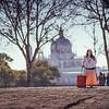 """Larissa and """"The Suitcase"""""""