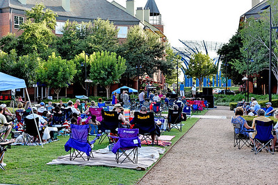 Park performance in Addison TX