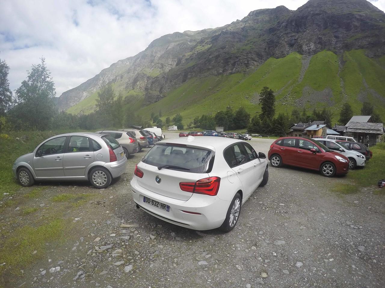 Saddling up the rental for a trip to Chamonix!<br /> <br /> DCIM\100GOPRO\GOPR5958., hlbD_abc72555.jpg