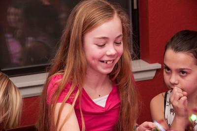 2015.01.16 - Kimber's 11th birthday party