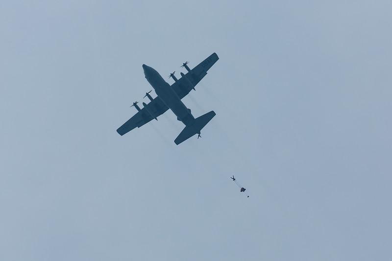 Black Daggers Parachute Team