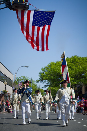 Proud of our Patriots Memorial Day Parade 05-24-15