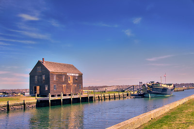 Sail Loft, Salem, MA