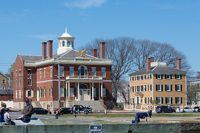 Custom House, Salem, MA