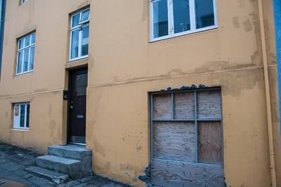 2016.05.19 - Reykjavik, Iceland. Our flat.