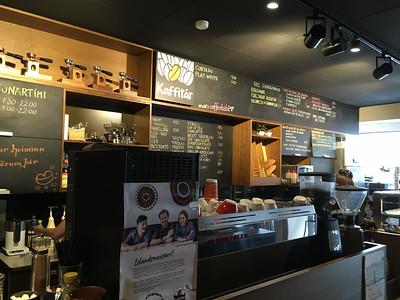 2016.05.19 - Reykjavik, Iceland. Kaffitar cafe.