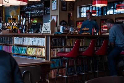 2016.05.19 - Reykjavik, Iceland. The Laundromat cafe.
