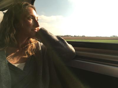 2016.10.18 - train to Macomb