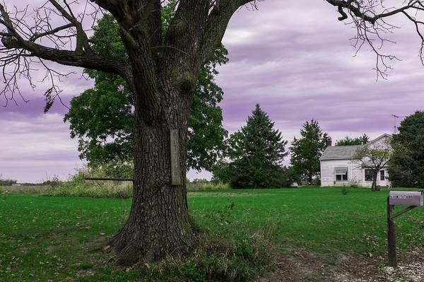 2016.10.19 - Dad's childhood farmhouse