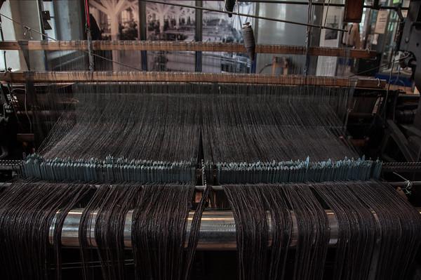 2016.05.23 - Langevog. Devold fabric factory museum.