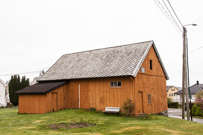 2016.05.23 - Langevog. Barn built by Nidia's great-grandfather.