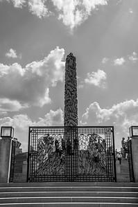 2016.06.01 - Frogner Park - The Monolith - Gustav Vigeland sculptures - Oslo, Norway
