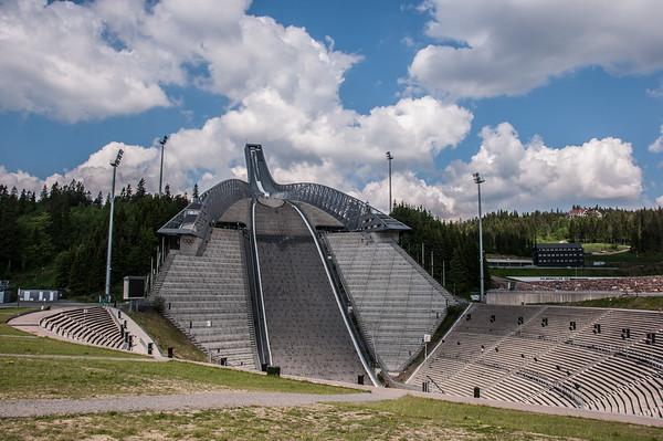 2016.06.01 - Holmenkollbakken ski jump - Oslo, Norway