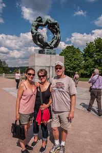 2016.06.01 - Frogner Park - Gustav Vigeland sculptures - Oslo, Norway