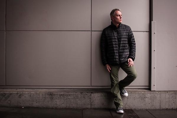 2016.01.04 - self portrait at Seattle Center