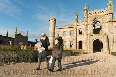 2017 Lowther Castle