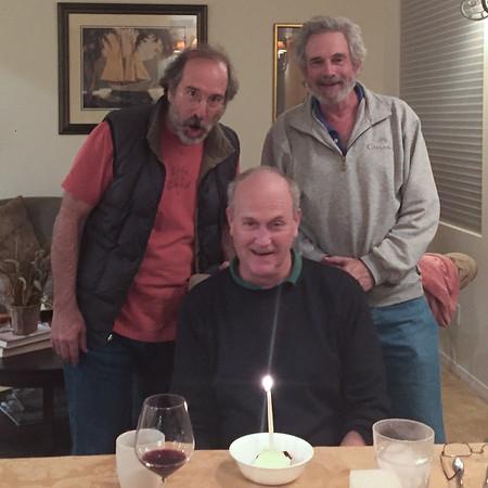 Happy birthday, Mark!