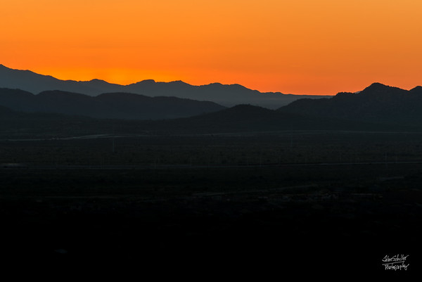 Sonoran Sunset  II