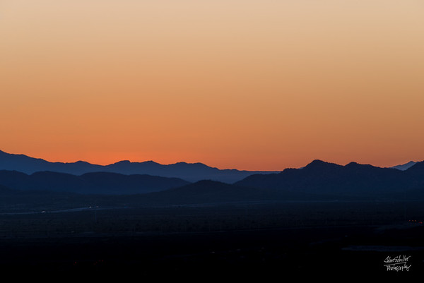 Sonoran Sunset  I