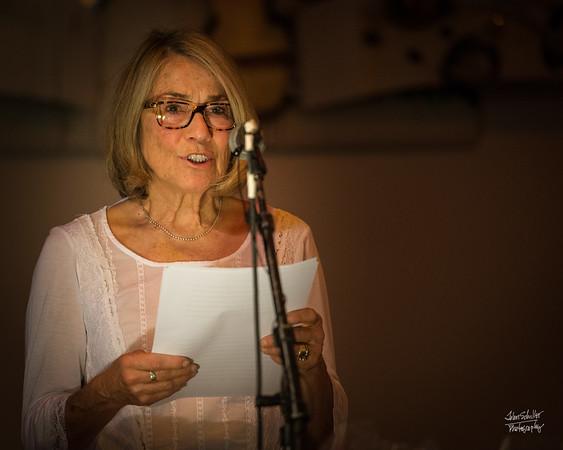 Denise Reading...