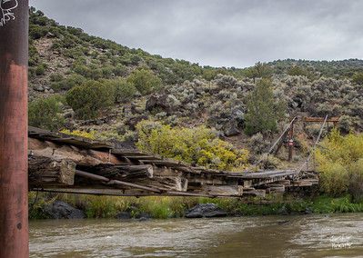 Shot on October 5. 2017 along State Rt 68 and the Rio Grande, enroute to Taos, NM  © John Schiller Photography© John Schiller Photography