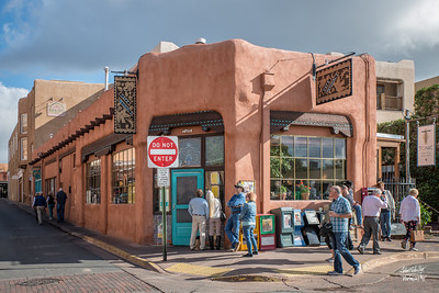Shot at Pasquales in Santa Fe, NM on October 6, 2017 © John Schiller Photography