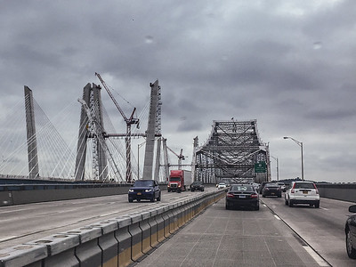 Crossing the Tappan Zee