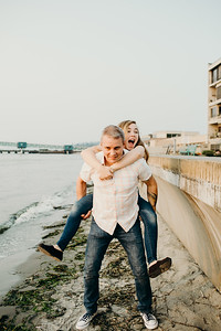 2017.08 - Dad & daughter pictures with Talitha at Edmonds Ferry