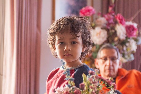 2017.03.26 - Lyonel at Grandma Rita's house