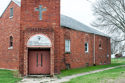 2017.03.31 - Plymouth, IL - church