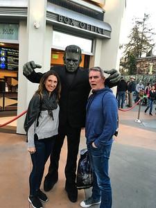 2017.02.22 - Universal Studios - Frankenstein