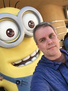 2017.02.22 - Universal Studios - Minions ride