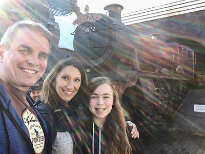 2017.02.22 - Universal Studios & Wizarding World of Harry Potter