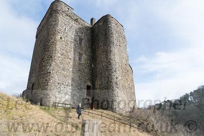 2018 Neidpath Castle
