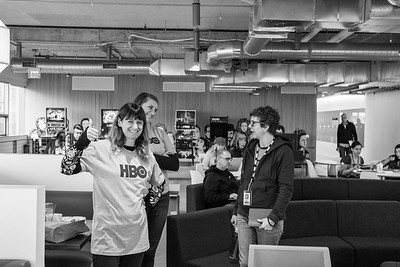 2018.03.08 - International Women's Day get together and presentation at HBO Seattle