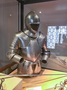 Artifacts inside Castel Sant'ngelo