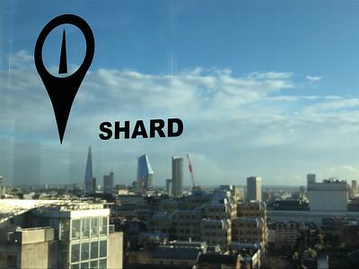 2018.12.07 - London. Google's CSG office, close to Tottenham Court.
