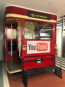 2018.12.04 - London. Google's Belgrave office.