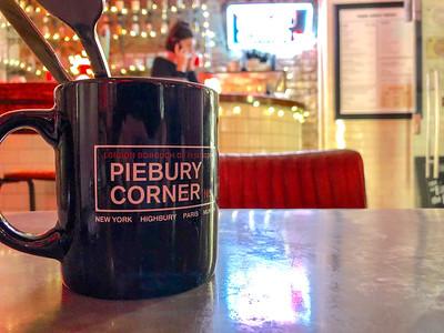 2018.12.02 - London. Piebury restaurant.