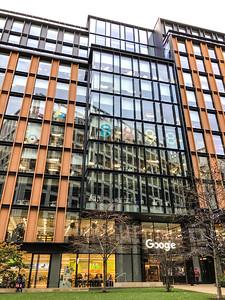 2018.12.02 - London. Google office.