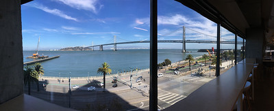 2018.10.09 - San Francisco. View from Google office.