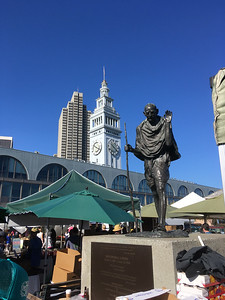 2018.10.13 - San Francisco. Ferry Building.