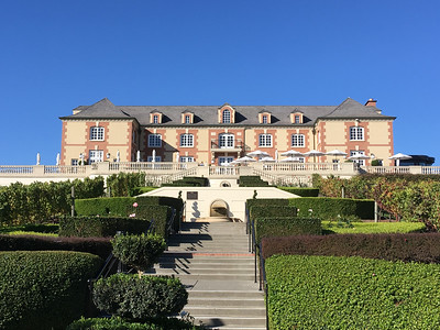 2018.10.12 - Napa Valley. Google Doctoberfest morale event - wine tasting at Domaine Carneros.