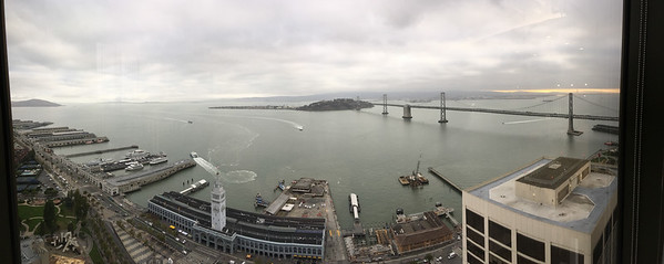 2018.10.11 - San Francisco. View from Google office.