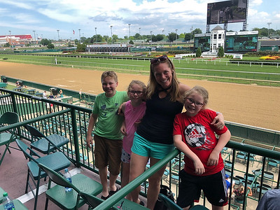 Churchill Downs -Louisville, KY
