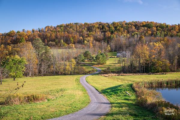 Farm country.  10/11/19  ©John Schiller Photography