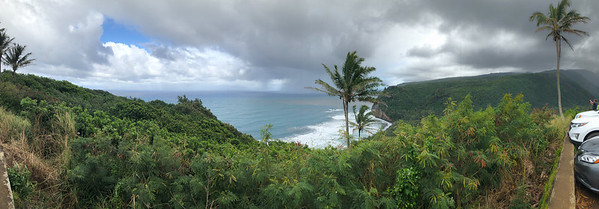 2019.01.29 - Hawaii. Pololu Valley Lookout hike.