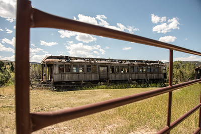Day 2 - traveling - Nevada City, Montana