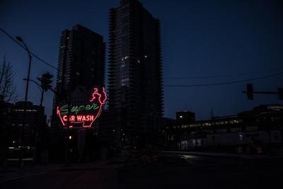2020.03.21 - empty Downtown Seattle