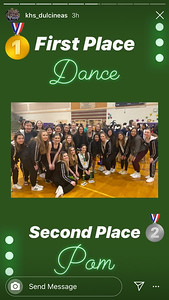 2020.01.18 - Kimber's dance competition